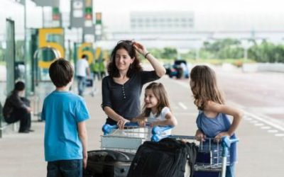 6 manieren om veilig in het buitenland te verblijven.